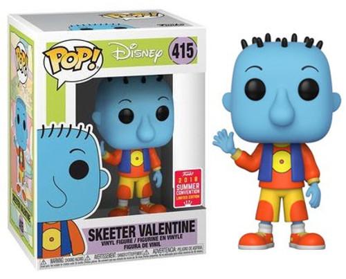 Funko Doug POP! Disney Skeeter Valentine Exclusive Vinyl Figure #415