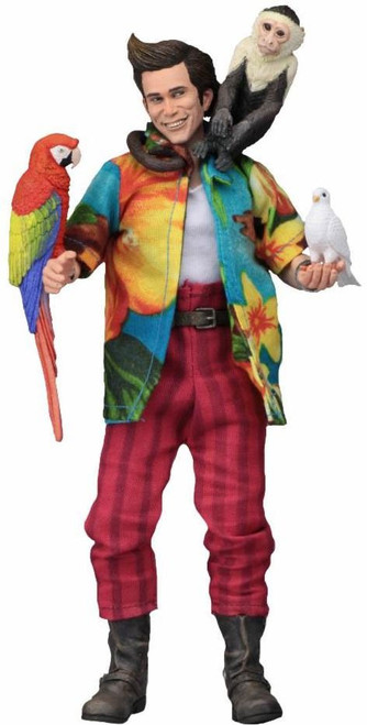 NECA Ace Ventura Pet Detective Ace Ventura Clothed Action Figure