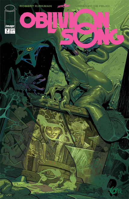 Image Comics Oblivion Song #7 Comic Book