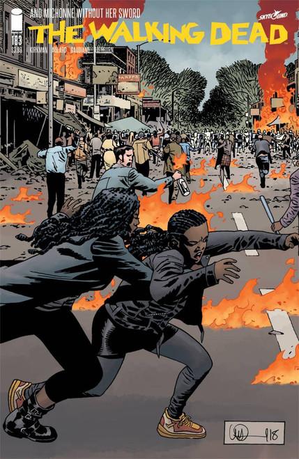 Image Comics The Walking Dead #183 Comic Book