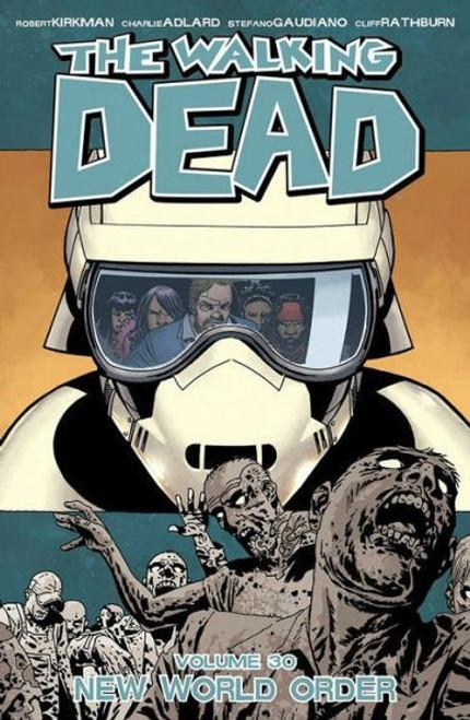 Image Comics The Walking Dead Volume 30 Trade Paperback [New World Order]
