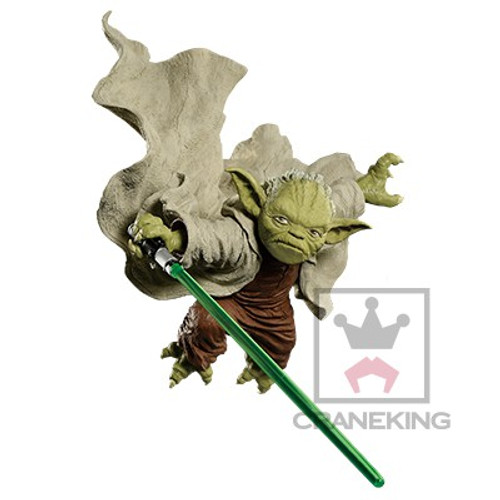 Star Wars Yoda 2.7-Inch Collectible PVC Figure