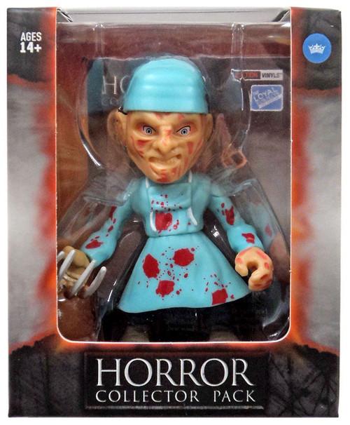 Horror A Nightmare on Elm Street Surgeon Freddy Exclusive Vinyl Figure [Bloody]