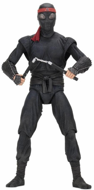 NECA Teenage Mutant Ninja Turtles Quarter Scale Foot Soldier Action Figure [1990 Movie]