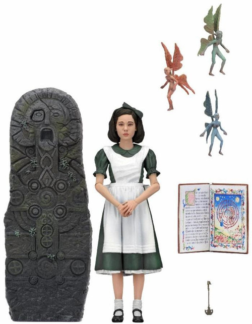 NECA Pan's Labyrinth Guillermo del Toro Signature Collection Ofelia Action Figure [Guillermo del Toro Signature Collection]