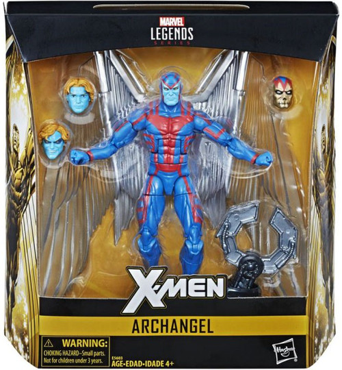 X-Men Marvel Legends Archangel Action Figure