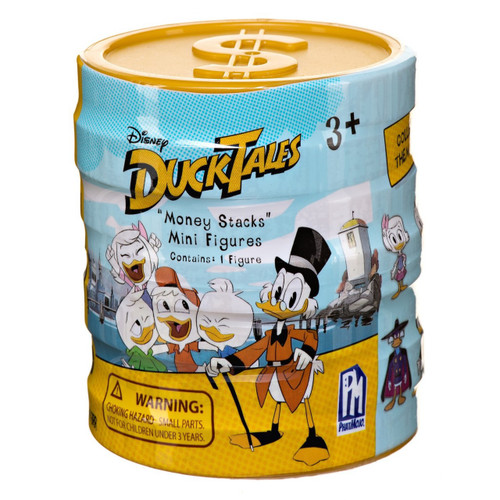 Disney DuckTales Money Stacks 3-Inch Mini Figure Mystery Pack