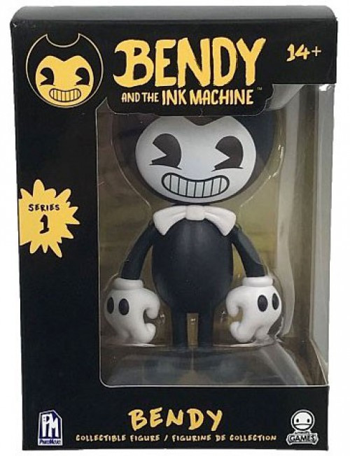 Bendy and the Ink Machine Bendy 5-Inch Collectible Figure