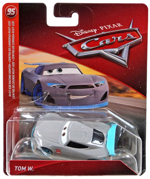 Disney / Pixar Cars Cars 3 Rust-Eze Racing Center Tom W. Diecast Car [No Card]