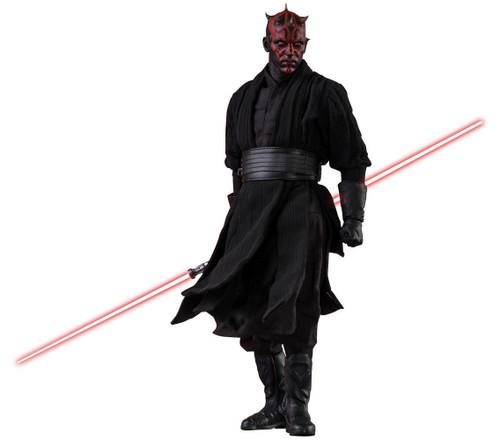 Star Wars Phantom Menace Movie Masterpiece DX Darth Maul Collectible Figure DX16 [Regular Version]