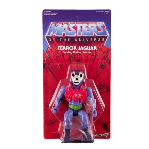 Masters of the Universe Vintage Series Exclusive Terror Jaguar Action Figure