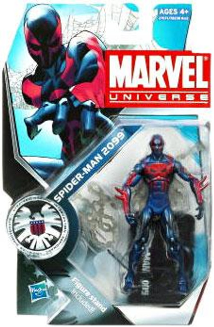 Marvel Universe Series 12 Spider-Man 2099 Action Figure #5