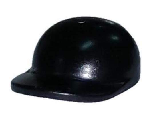 Black Curved Baseball Cap [Loose]