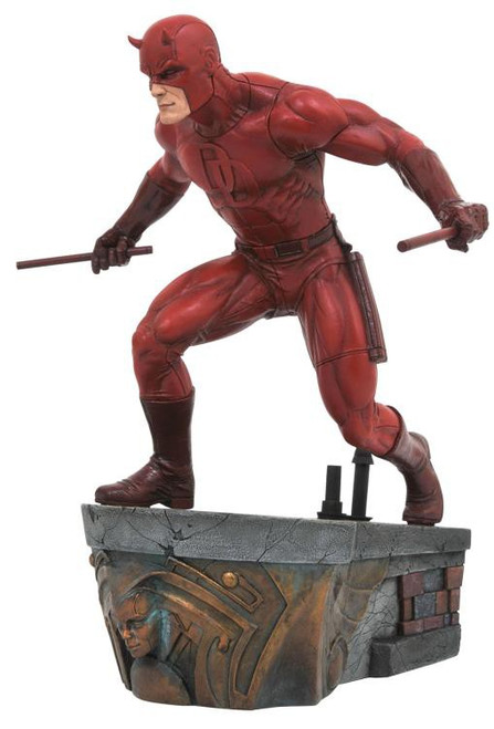 Marvel Premier Collection Daredevil 12-Inch Resin Statue