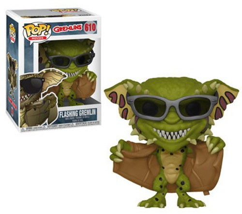 Funko Gremlins POP! Movies Flashing Gremlin Vinyl Figure #610