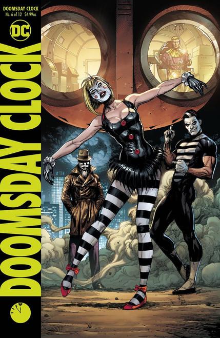 DC Doomsday Clock #6 Comic Book [Variant]