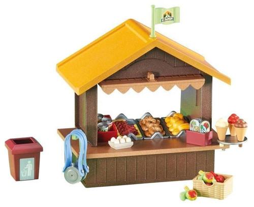 Playmobil Summer Camp Kiosk Set #6516