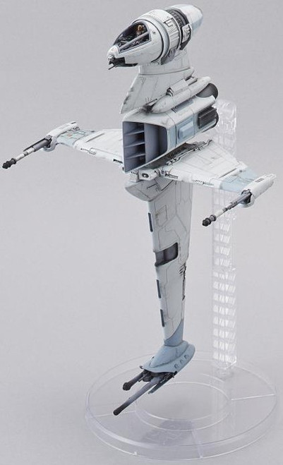 Star Wars B-Wing Starfighter Exclusive 1/72 Plastic Model Kit [SDCC 2018 Limited Edition]