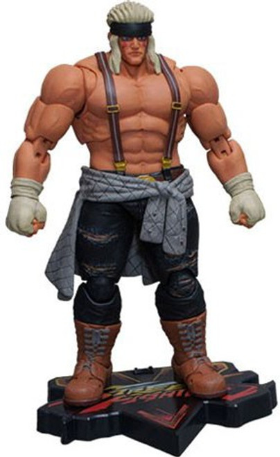 Street Fighter V Alex Exclusive Action Figure [Special Edition]