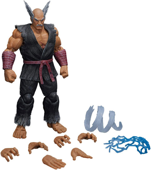 Tekken 7 Heihachi Mishima Exclusive Action Figure [SDCC 2018 Special Edition]