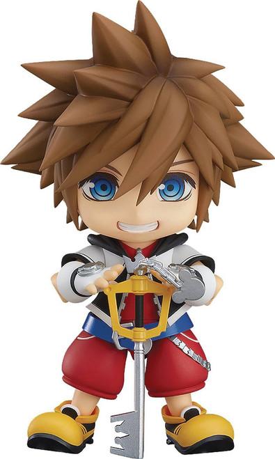 Disney Kingdom Hearts Sora Mini Action Figure