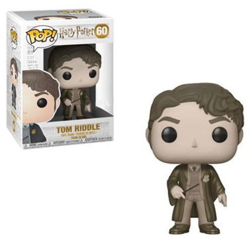 Funko Harry Potter POP! Movies Tom Riddle Exclusive Vinyl Figure #60 [Sepia, Damaged Package]