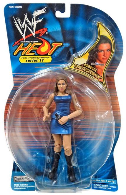 WWE Wrestling WWF Sunday Night Heat Stephanie McMahon-Helmsley Action Figure