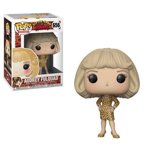 Funko Little Shop of Horrors POP! Movies Audrey Fulquad Vinyl Figure #656