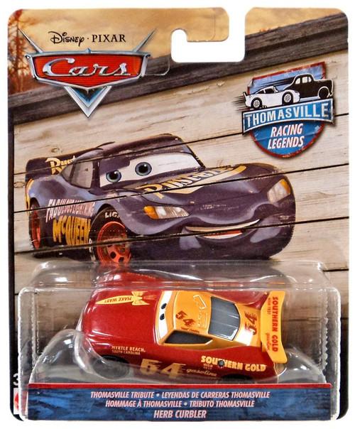 Disney / Pixar Cars Cars 3 Thomasville Racing Legends Herb Curbler Diecast Car [Thomasville Tribute]