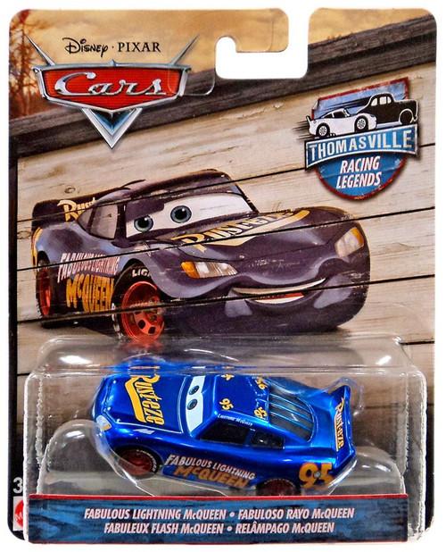 Disney / Pixar Cars Cars 3 Thomasville Racing Legends Fabulous Lightning McQueen Diecast Car