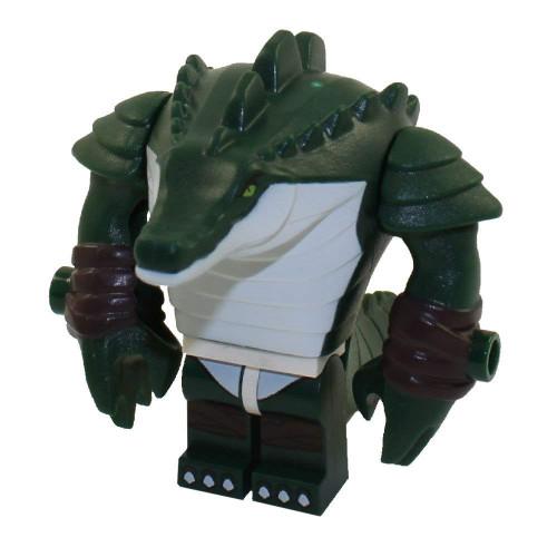 LEGO Teenage Mutant Ninja Turtles Leatherhead Minifigure [Loose]