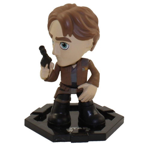 Funko Solo A Star Wars Story Han Solo 1/6 Mystery Minifigure [Loose]