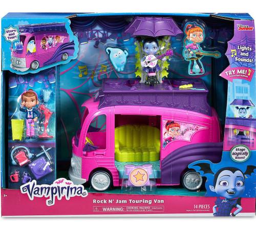 Disney Junior Vampirina Rock N' Jam Touring Van Playset