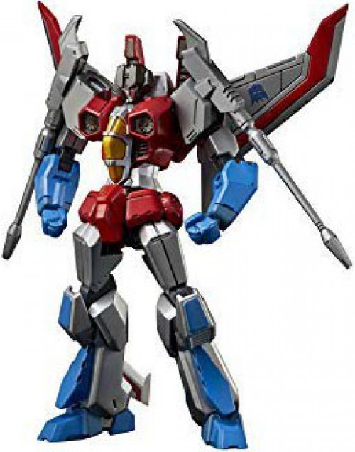 "Transformers Furai Starscream 5.9-Inch 5.9"" Model Kit"
