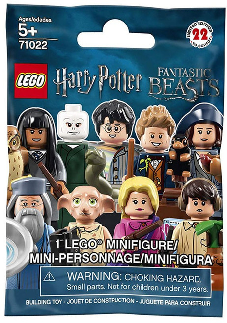 LEGO Harry Potter Fantastic Beasts Mystery Pack #71022