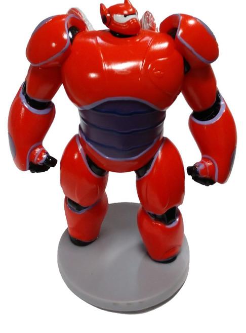 Disney Big Hero 6 Baymax Mech (Red) PVC Figure [Loose]