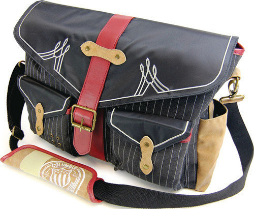 Bioshock Booker Messenger Bag