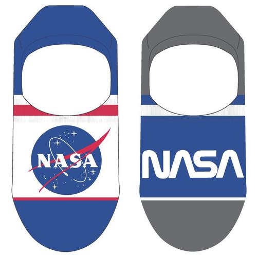 NASA Jumpsuit No Show Liner Socks 2-Pack [Mens Fit]