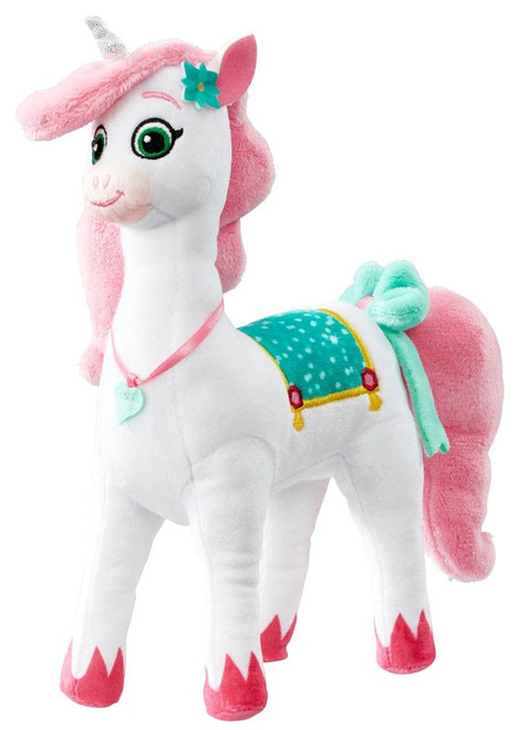 Nickelodeon Nella The Princess Knight Trinket 8-Inch Plush