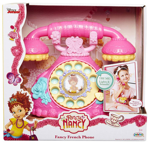 Disney Junior Fancy Nancy Fancy French Phone