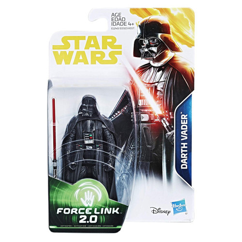 Star Wars The Empire Strikes Back Force Link 2.0 Darth Vader Action Figure