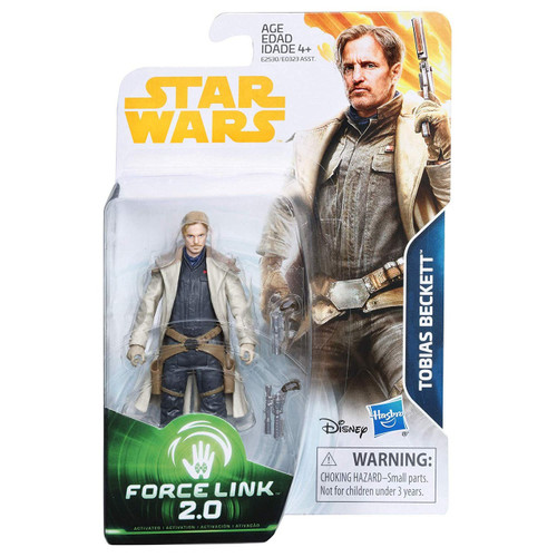 Star Wars Solo Force Link 2.0 Tobias Beckett Action Figure