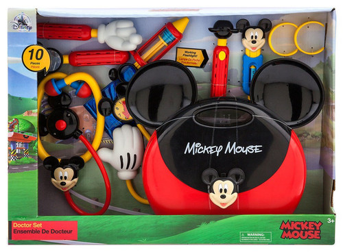 Disney Mickey Mouse Doctor Set Exclusive Playset [2018]