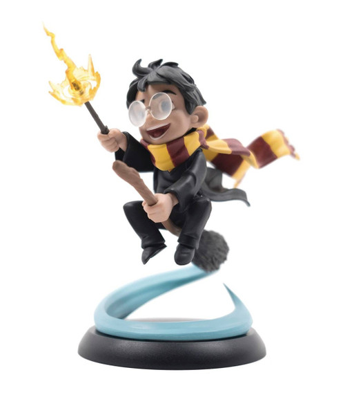 Harry Potter Q-Fig Harry's First Flight 3-Inch Figure