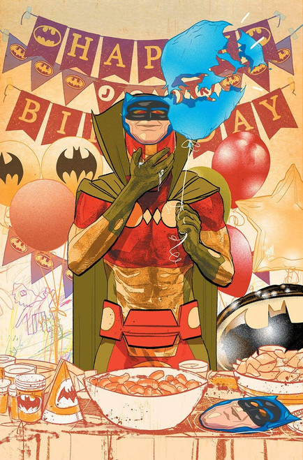 DC Mister Miracle #10 Comic Book [Variant]