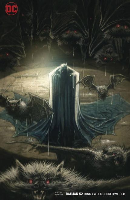 DC Batman #52 Comic Book [Variant Cover]