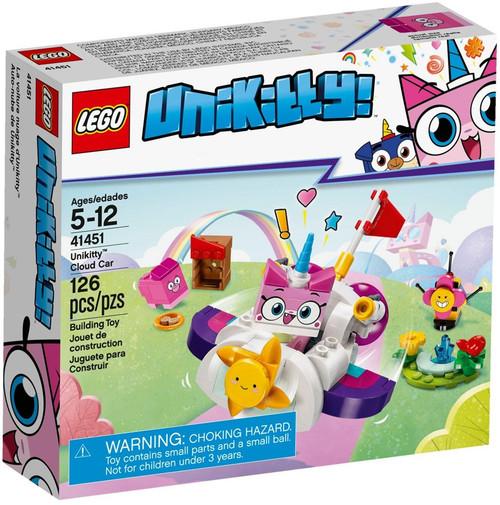 LEGO Unikitty Cloud Car Set #41451