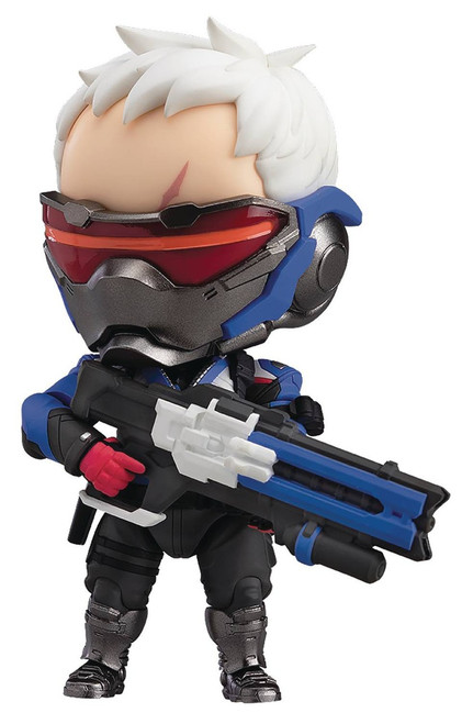 Overwatch Nendoroid Soldier 76 Action Figure #976 [Classic Costume]