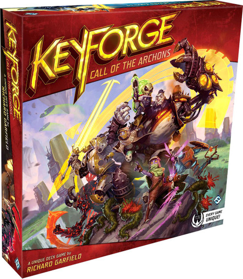 KeyForge Unique Deck Game Call of the Archons Starter Set KF01