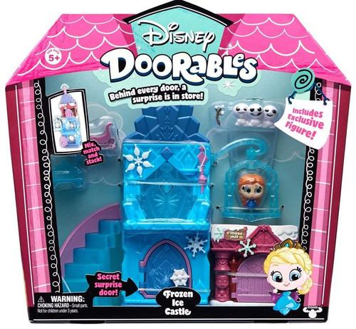 Disney Doorables Frozen Ice Castle Playset